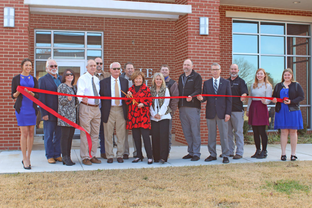 Belle Hall Ribbon Cutting