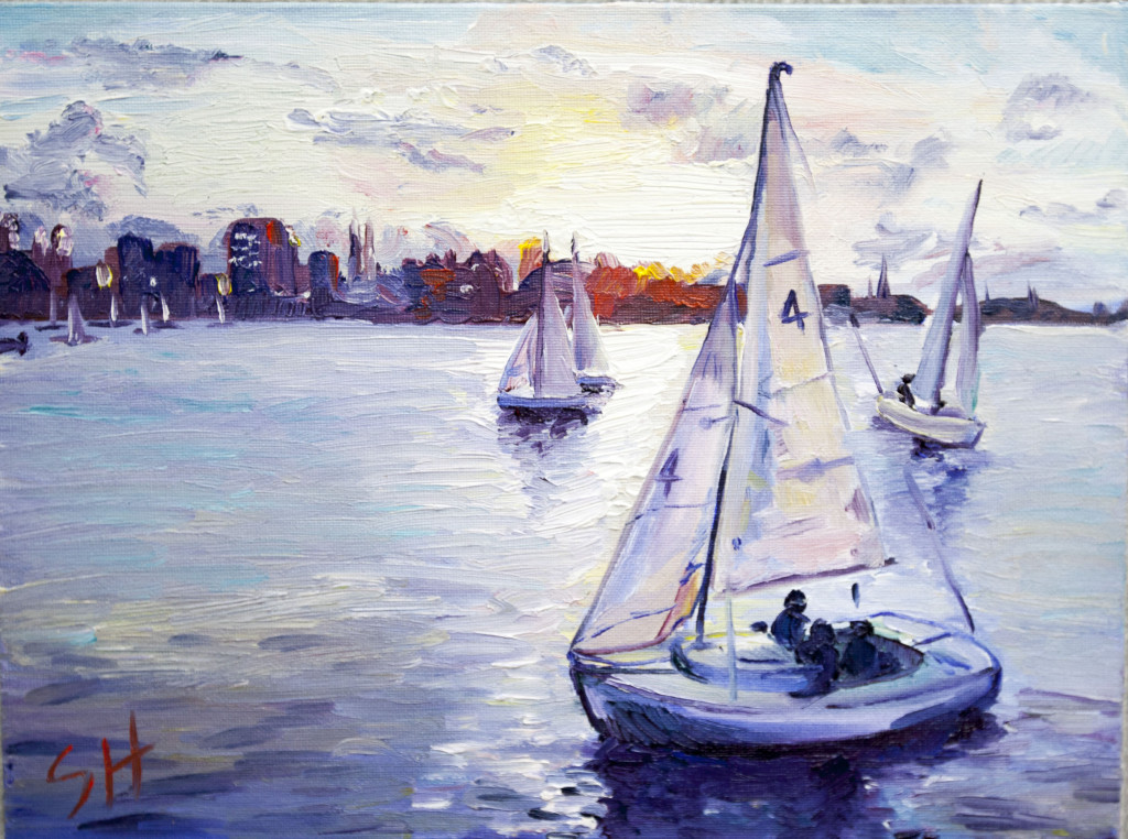 Boston_Harbour by Shannon Henderson