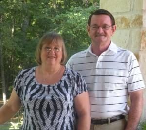 David and Shelley Dickson