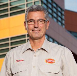 Donnie Smith, CEO for Tyson Foods, Inc.
