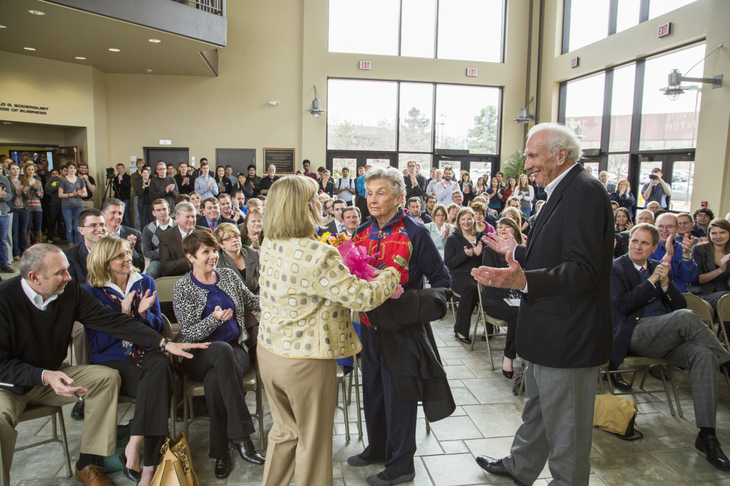 Soderquist College of Business Dedication