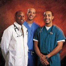 The Three Doctors Bless the Mic at PSC | Arkansas' Independent ...